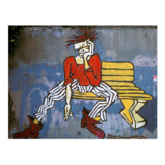 Graffiti - postcards
