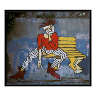 Graffiti - poster