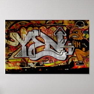 Graffiti Poster #2