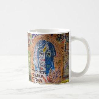 Graffiti - Prague Classic White Coffee Mug