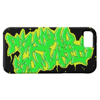 GRAFFITI psychosomatic i phone 4 case