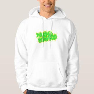 GRAFFITI psychosomatic/spanglemassive logo hoody