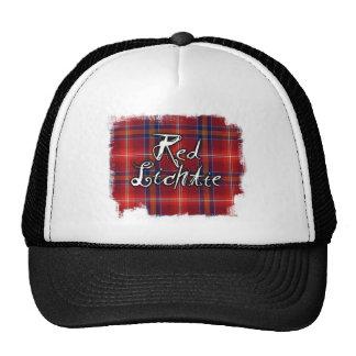Graffiti Red Lichtie collection Trucker Hat