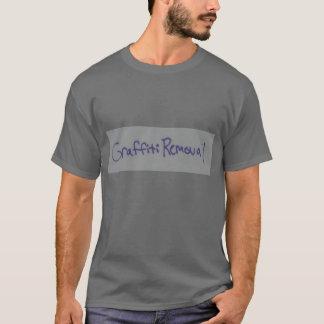 Graffiti Removal T-Shirt
