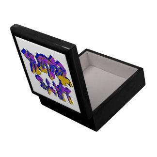 Graffiti Rock Jewelry Box