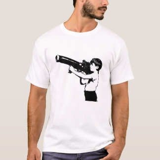 Graffiti Rocket Launcher Mens Tee