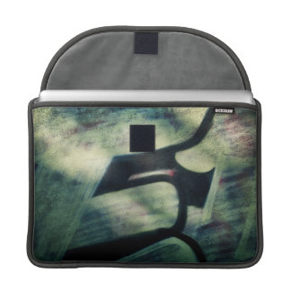 Graffiti Shades Sleeve For MacBook Pro