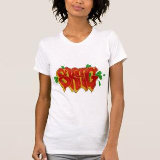 """Graffiti """"SKAG"""" Punk Shirt"""