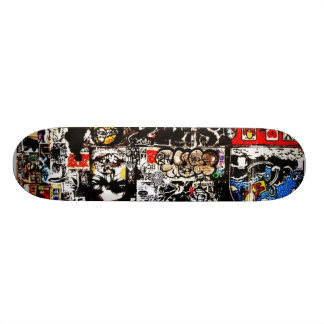 Graffiti Skateboard Deck