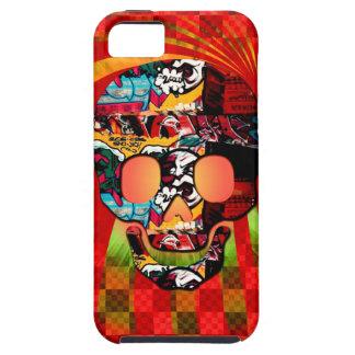 graffiti skull iPhone 5 covers