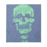 Graffiti Skull Memo Pads