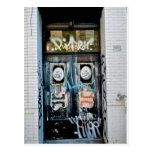 Graffiti- SOHO NYC Postcard