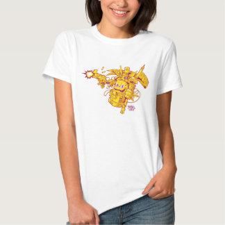 Graffiti spray gun T-Shirt