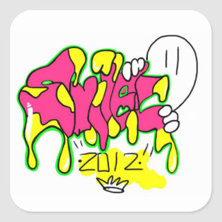 Graffiti Sticker