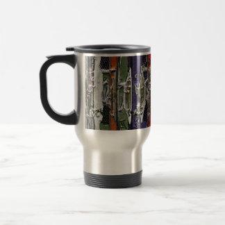 Graffiti story design mug