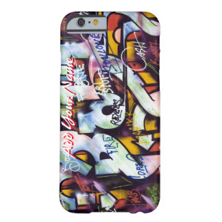 graffiti street art customizable iphone case barely there iPhone 6 case