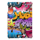 Graffiti Street Art iPad Mini Covers