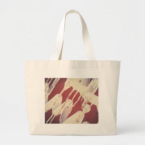 Graffiti Street Art Paint Red White Tote Bag