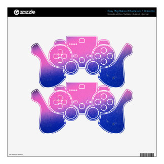 Graffiti Street Art Photography by Dominic Joyce PS3 Controller Skins