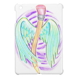 Graffiti Style Flying Pencil Cover For The iPad Mini