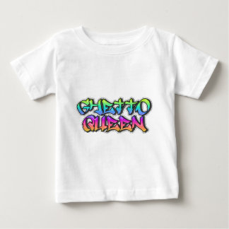 Graffiti style Ghetto Queen 2 Baby T-Shirt