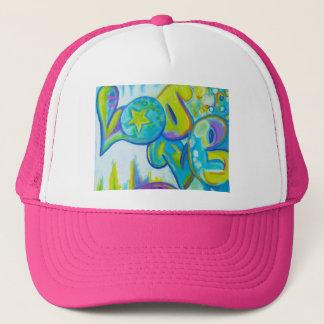 Graffiti Style Love, Trucker Hats