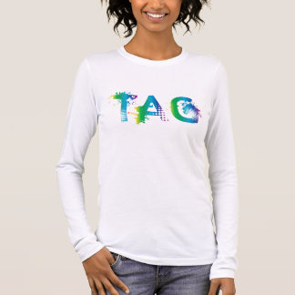 Graffiti TAG Long Sleeve Long Sleeve T-Shirt