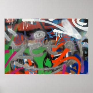 graffiti tags poster