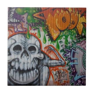 Graffiti Tile