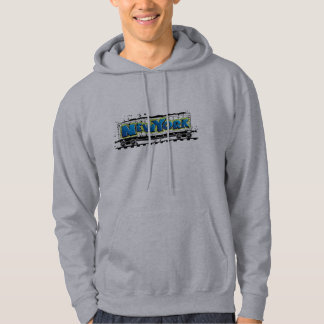 Graffiti Train NYC Sweatshirt