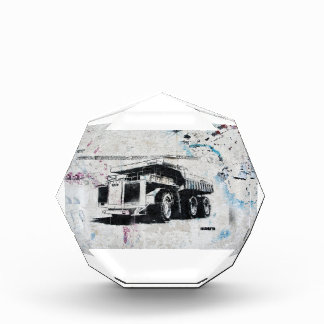 Graffiti Truck Award