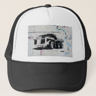 Graffiti Truck Trucker Hat