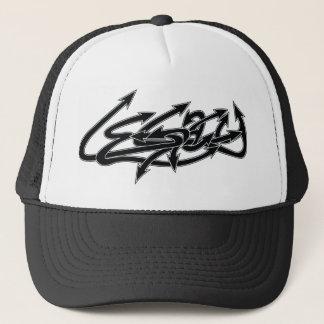 Graffiti Trucker Trucker Hat