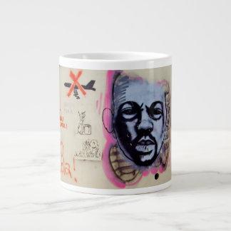 GRAFFITI URBAN CHIC (LISBON) Jumbo Mug