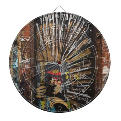 graffiti, urban, living, hip hop, modern, design dart boards
