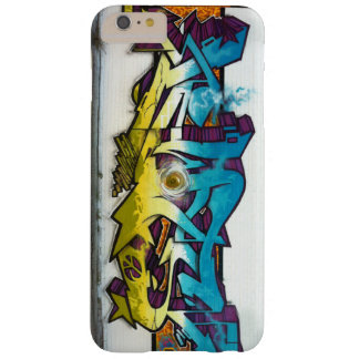 Graffiti Wall Barely There iPhone 6 Plus Case