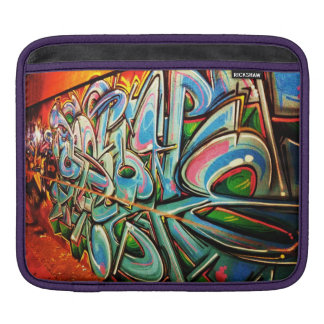 Graffiti Wall Sleeves For iPads
