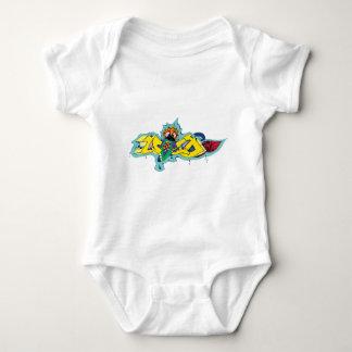 Graffiti Wild Baby Bodysuit