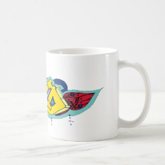 Graffiti Wild Coffee Mug
