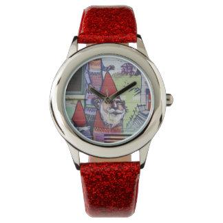 Graffiti Wrist Watches