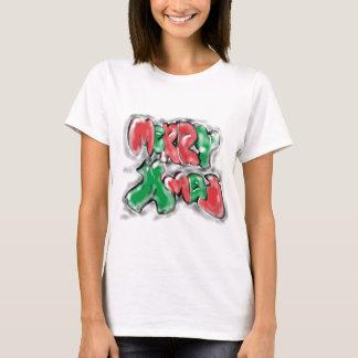 Graffiti Xmas T-Shirt