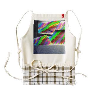 graffiti zazzle HEART apron