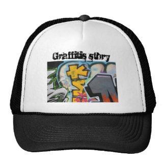 Graffitis story trucker hat