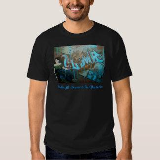 Graffitti: M-Squared Art Production T Shirt