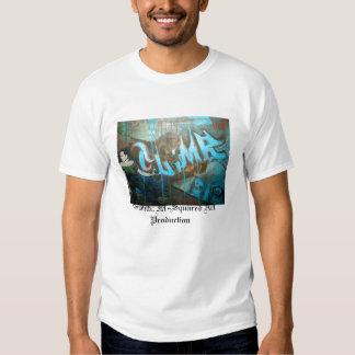 Graffitti: M-Squared Art Production T-shirt