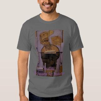 Graffitti: M-Squared Art Production Tee Shirt