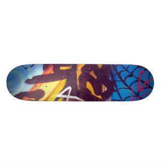 graffitti shirt skate decks