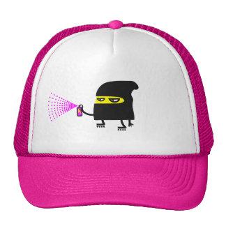 Graffitti & Skate Trucker Hat