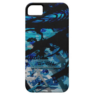 GRAFFITTI THREE iPhone SE/5/5s CASE