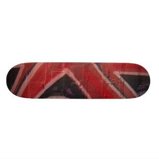 Graffitti TPD Skate Board Deck
